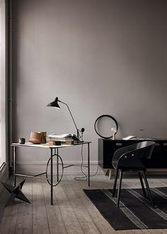 50 Amazing Modern Home Office Design Ideas Interior Architecture, Interior And Exterior, Home Office Design, House Design, Interior Styling, Interior Decorating, Home Decoracion, Home And Deco, Minimalist Home