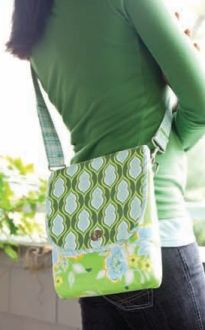 Cross-Body Purse from Sew Serendipity Bags