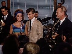 """Bobby Rydell & Annette Funicello """"Disneyland After Dark"""" - it was shown in movie theaters on a limited run and also show on Walt Disney's Wonderful World of Color in 1962"""