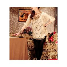 very cute knitted top $59