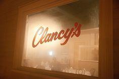 Clancy's.