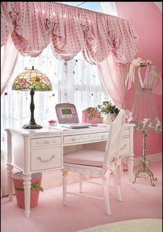 Shabby Chic ♥ Vanity/Desk