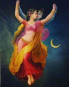Ideas Painting Love Radha Krishna For 2019 Lord Krishna Wallpapers, Radha Krishna Wallpaper, Radha Krishna Pictures, Lord Krishna Images, Radha Krishna Photo, Krishna Art, Hare Krishna, Radha Radha, Krishna Leela