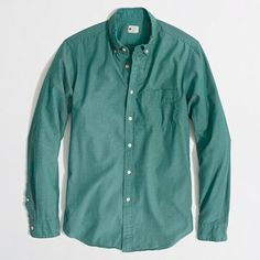 J.Crew Factory - Factory sunwashed oxford shirt