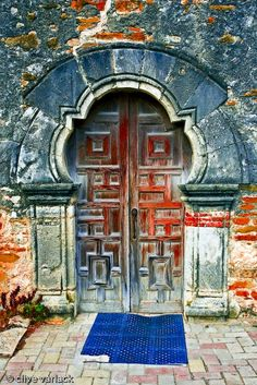Charmant Mission Door, San Antonio, TX | Behind Closed Doors | Pinterest | San  Antonio, Doors And Gates
