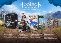 Horizon Zero Dawn Collector's Edition for PlayStation 4 | GameStop