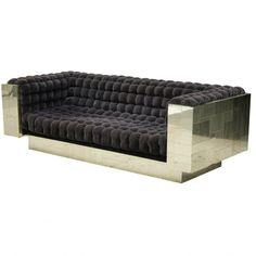 Cityscape Sofa by Paul Evans C. 1970