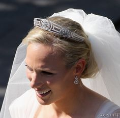 The Meander Tiara