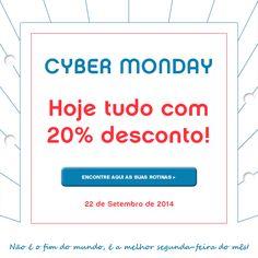 Amostras e Passatempos: SKIN - Cyber Monday