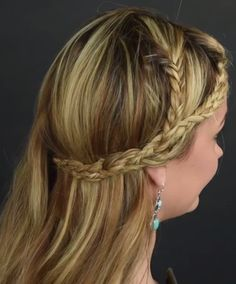 Then, when you get your styling skills down, try style #13, inspired by Game of Thrones.