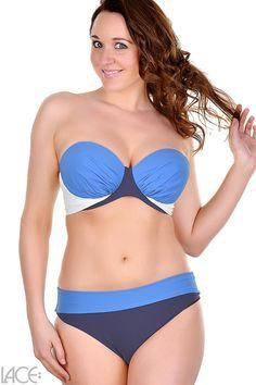 LACE Design - Solholm Bikini Bandeau BH (D-G Cup)