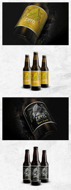 Zipfelbier, Pale Ale, Black Zipfel, microbrewery, label, Etikette, beerlovers, Mikrobrauerei, Muttenz, Schweiz, Switzerland, Beer www.swiwi.me Beer Bottle, Whiskey Bottle, Pale, Jack Daniels Whiskey, Design, Brewery, Switzerland, Beer, Design Comics
