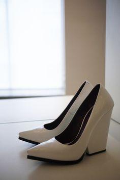 Celine, Fall 2012 Collection #shoes #pumps #platforms