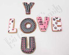 Love You | Cookie Connection