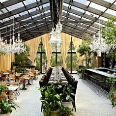 Beautiful Restaurant in New York