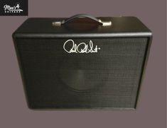 Prs Mark Tremonti Signature 1 X 12 Cabinet Black Speaker Cabinets Moe S Guitars Mark Tremonti Tremonti Black Speaker