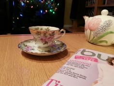 Use the Good Stuff: Thirty days to using the good stuff you already have: day grandma's tea set. Tea Set, Paradise, Good Things, Tableware, Day, Dinnerware, Dishes, Tea Sets, Heaven