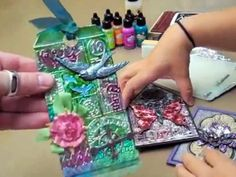 Techniques: Metal Foil Tape – Stamping