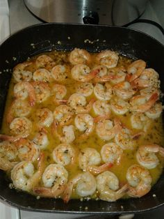 Make and share this Famous Red Lobster Shrimp Scampi recipe from Genius Kitchen.