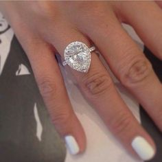 Natural diamond engagement rings See more here: http://www.diamondmansion.com