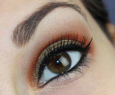 Geek Chic Cosmetics Eyeshadow I am Groot http://www.talasia.de/2015/09/29/pigmentomania-53-geek-chic-cosmetics-i-am-groot/
