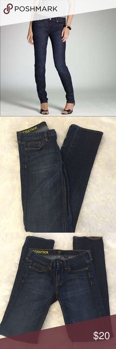J. Crew Matchstick jeans These jeans are in excellent condition! 26R. 14 1/2 inches across the waist. 7 1/2 inch rise. 32 inch inseam. No marks! Non-smoking pet free home. 98% cotton 2% elastane. J. Crew Jeans Straight Leg