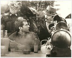 Rare vintage photos from the set, 1982, #BladeRunner #HarrisonFord #EdwardJamesOlmos