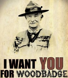 woodbadge baden powell