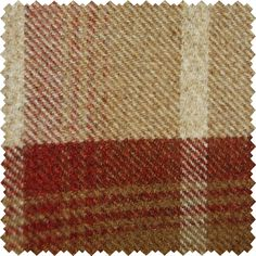 Balmoral Fabric - Mulberry.