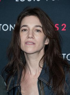 Charlotte Gainsbourg in Louis Vuitton 'Series 2' The Exhibition — Part 2