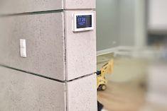 Dom w tamaryszkach 2 Dream House Exterior, Top Freezer Refrigerator, Kitchen Appliances, House Design, Diy Kitchen Appliances, Home Appliances, Kitchen Gadgets