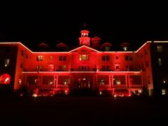 The Stanley Hotel at