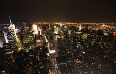 top of the empire state building | Flickr - Photo Sharing!