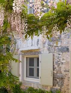 The Rou Estate, Corfu.   [ Soft Pink Wisteria ]