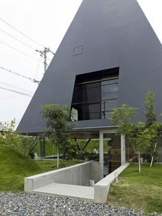 House in Saijo di Suppose Design Office #architettura #architecture