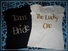 Junggesellinnenabschied T-Shirt Rock vor dem Ring Rückenansicht Bachelorette Party T-Shirt backside