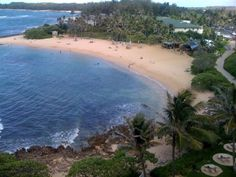 Turtle Bay North Shore Oahu HI.  If you ever get the chance to stay here do it, it is incredible!  The snorkeling, the food, the views, there is nothing better!