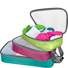 Buy the Travelon Multi-Purpose Packing Cube at eBags - Organize socks, lingerie, undergarments, and other articles of clothing inside this convenient packi