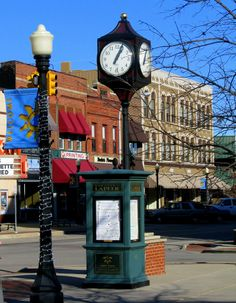 Downtown Lapeer, Michigan