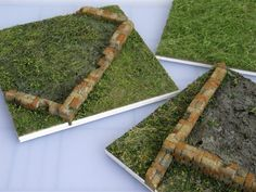 tutorial : how to make natural looking grass Sisal is a natural plant fibre, like hemp,