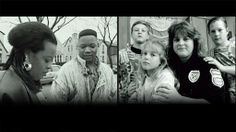 Two American Families   FRONTLINE   PBS:  Bill Moyers chronicles the lives of two ordinary families - one black, one white - for more than 20 years as they battle to keep from sliding into poverty