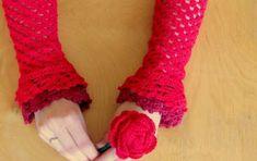 Fiori all'uncinetto: schemi e foto - Rose e fiori all'uncinetto