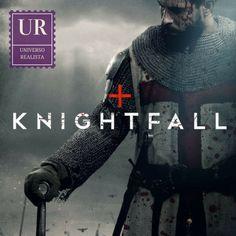 Hoje estreia na @HISTORY @KnightfallShow que conta um recorte da história dos Templários.   #Steelsh4rk