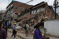 Le Népal a été touché par un violent séisme de magnitude 7,8, samedi 25 avril.
