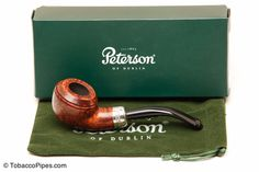 TobaccoPipes.com - Peterson Irish Made Army 999 PLIP Tobacco Pipe, $116.00 #tobaccopipes #smokeapipe (http://www.tobaccopipes.com/peterson-irish-made-army-999-plip-tobacco-pipe/)