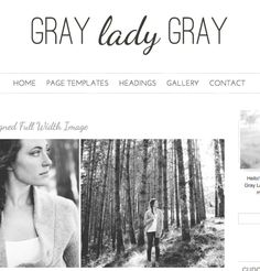 Pretty Wordpress Themes from Angie Makes: http://angiemakes.com/?aff=coutureweb