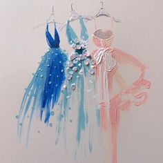4himglory: Katie Rogers | Paper Fashion