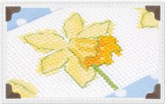 Free daffodil project from The Making Spot