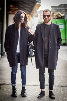 Street Style Vancouver Fall Layers