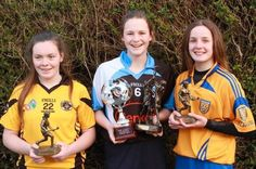 We Are Dublin GOOD COUNSEL'S ERIN KENNEDY WINS THE DUBLIN CAMOGIE FÉILE SKILLS COMPETITION - We Are Dublin